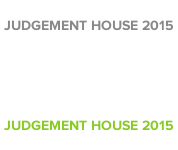 Judgement House 2015